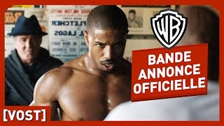 CREED - Bande Annonce Officielle 2 (VOST) - Michael B. Jordan / Sylvester Stallone streaming