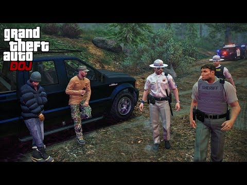 GTA 5 Roleplay  DOJ 171  Hunting Trip Criminal