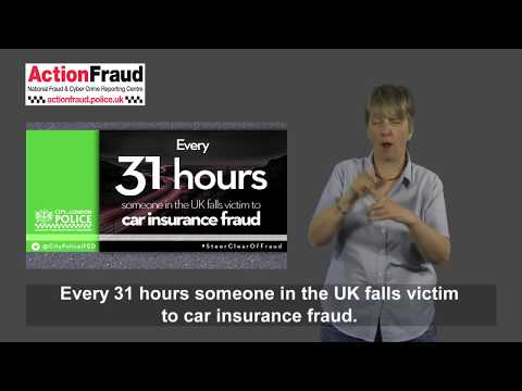 ActionFraud BSL Fake Car Insurance Scam