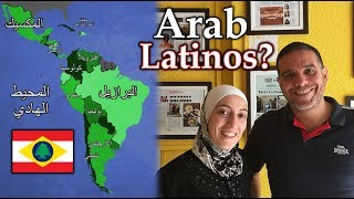 How Did Arabs Become One Of The Unspoken Pillars Of Latin American Society? Levantine Diaspora