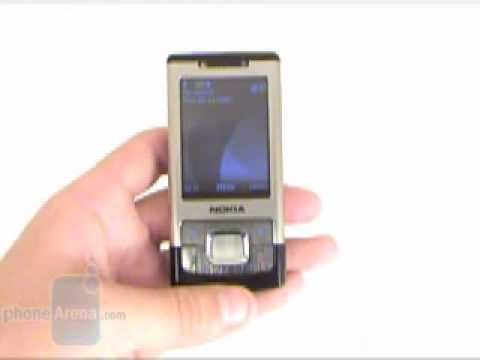 Nokia 6500 Slide Review