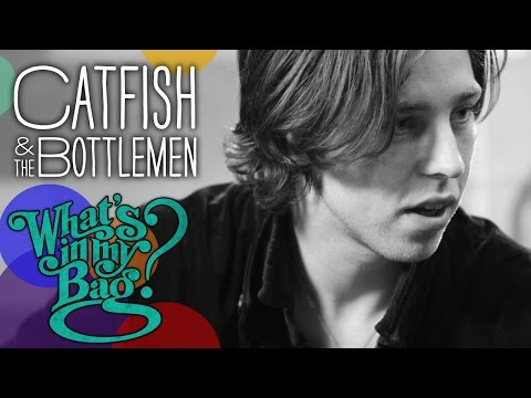 Catfish and the Bottlemen - What's In My Bag?