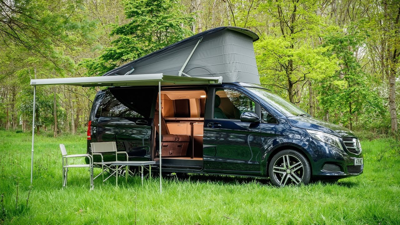 autonew update mercedes v class marco polo 2017 camper van supremacy youtube. Black Bedroom Furniture Sets. Home Design Ideas