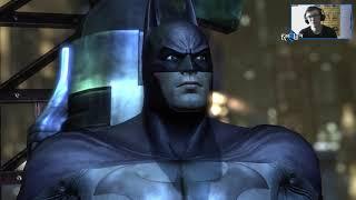 Batman: Arkham City #1