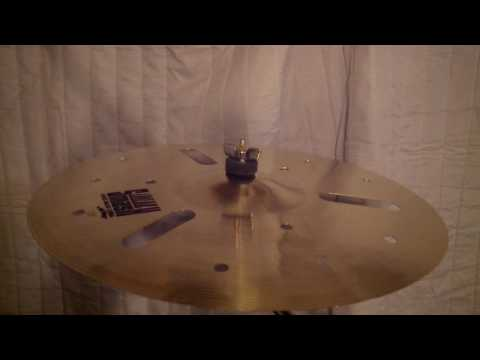 "Wuhan 18"" Linear Smash Crash Cymbal"