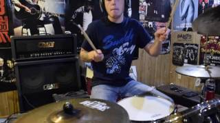 "Blake Shelton - ""A Guy With a Girl"" drum cover"