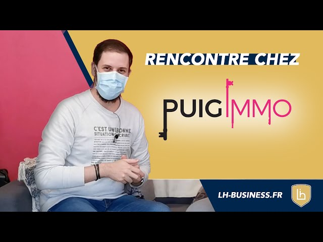Rencontre chez Puig Immo