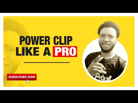 POWER CLIP LIKE A PRO - Learn how to power clip like a Pro