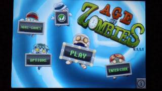 How to hack Age of Zombies on iPhone, iPod Touch and iPad.