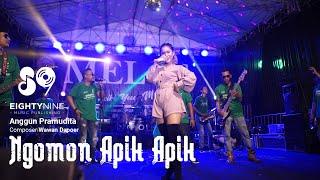 Download lagu NGOMONG APIK APIK | Versi Jaranan - Anggun Pramudita (Official LIVE)