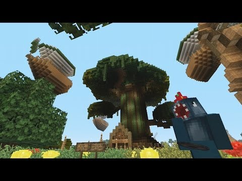Minecraft Xbox - The Tree Of Life - Missing Brother [1]