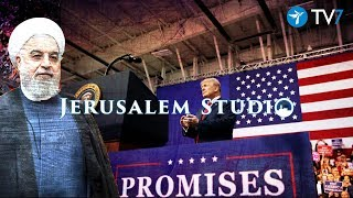Iran following US midterm elections - Jerusalem Studio 374