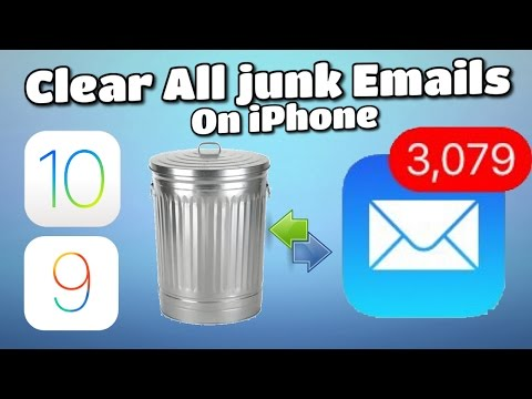 How To Delete All Emails At Once On iPhone,iPod, and iPad. TechnoTrend