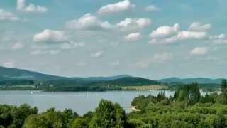 Černá v Pošumaví - letní sezóna