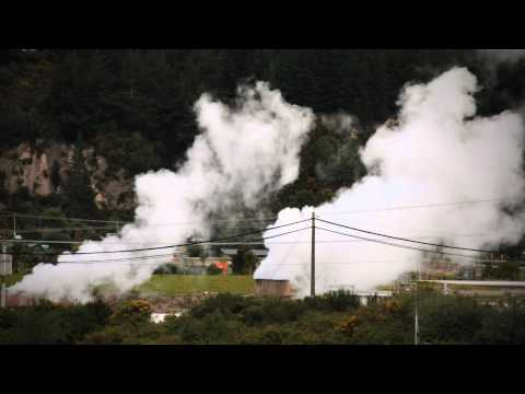 Geothermal power at Wairākei - Roadside Stories