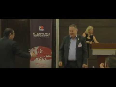 Bulgaria, Riu Pravets resort: Second European Leadership camp, DXN Crown Ambassador presentation
