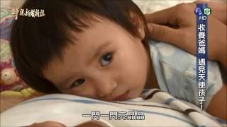 專題報導|《華視新聞雜誌》收養爸媽 遇見天使孩子