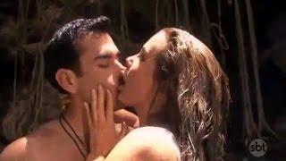 Abismo De Paixão - Carmem e Damião se Beijam No Lago E Elisa Vê Tudo (Completo/Dublado) - Sem Cortes