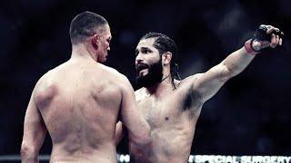 Нейт Диаз против Хорхе Масвидаль / Лучшие моменты и слова после боя на UFC 244