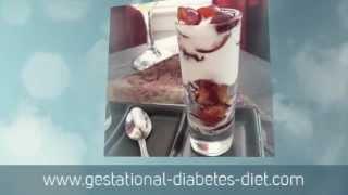 Fresh And Chilled Cherry Yogurt Smoothie - Gestational Diabetes Recipes