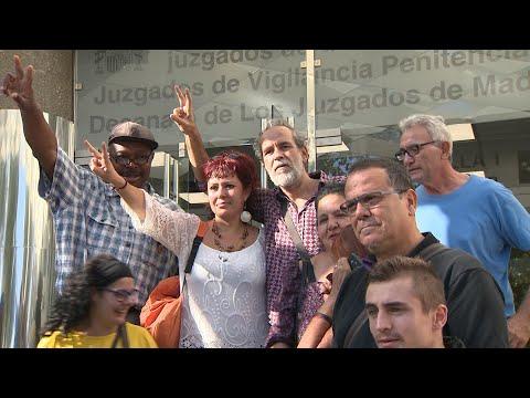 Willy Toledo queda en libertad provisional sin fianza