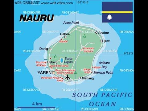 ASMR Comidas Típicas y Nauru la Isla Obesa