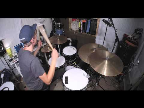 Migsdrummer - Jimmy Eat World - Bleed American [Drum Cover]