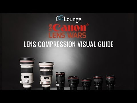The Ultimate Visual Guide to Lens Compression by SLR Lounge