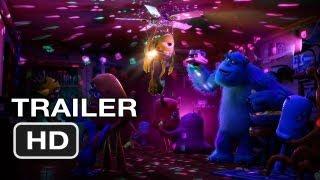 Monsters University Teaser - Monsters Inc Prequel (2013) Pixar Movie HD
