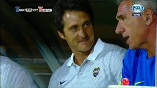 Boca Juniors 2-0 Estudiantes (LP) - Torneo de Verano 2017