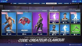 JUNE 29, 2019 - FORTNITE ITEM SHOP JUNE 29 2019 - PACK Awakening Shadows!