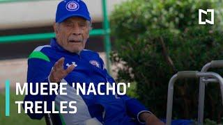 Muere 'nacho' Trelles A Los 103 Años De Edad, Leyenda Del Futbol Mexicano   Despierta