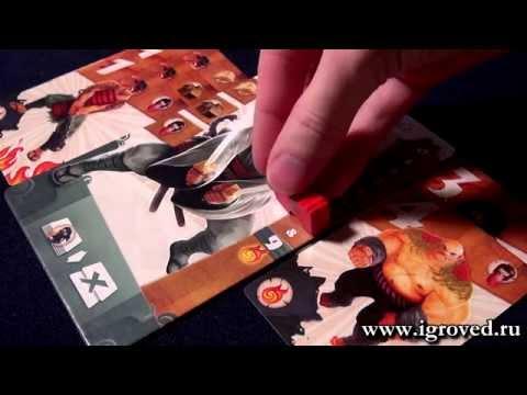7 самураев. Обзор настольной игры от Игроведа
