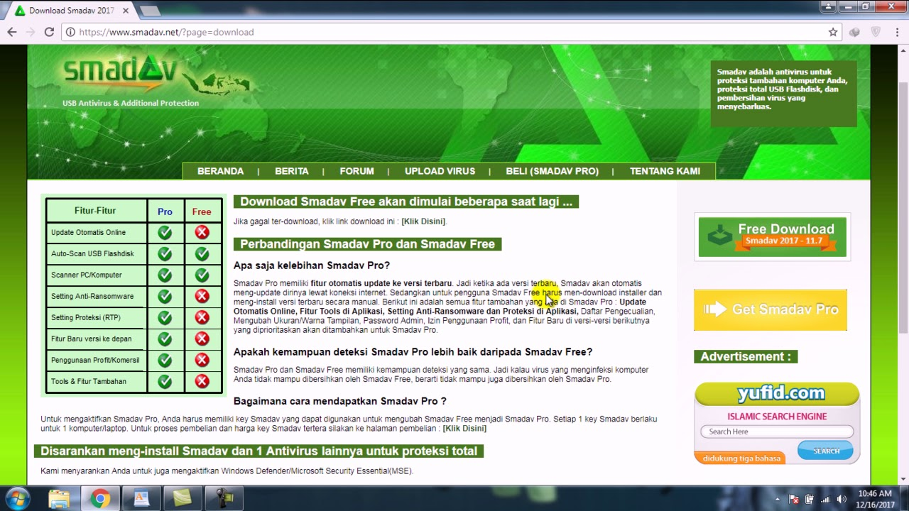 free download antivirus smadav windows 7