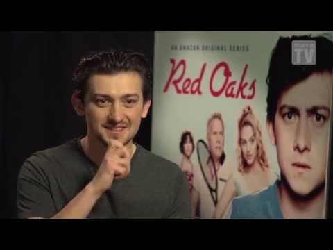 Craig Roberts revels in Eighties era of his new US comedy Red Oaks (VIDEO)