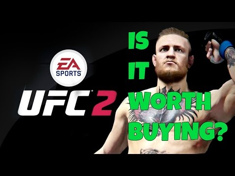 Is EA Sports UFC 2 Worth Buying?