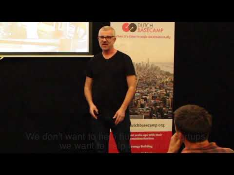 How to give the perfect pitch - with TedX speech coach David Beckett - His Winning Pitch