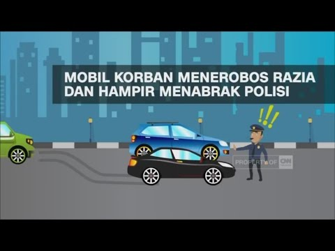 Kronologi Penembakan Mobil Satu Keluarga oleh Polisi di Lubuk Linggau, Sumatera Selatan