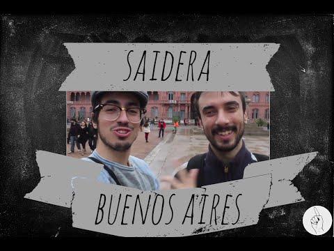 Saidera - S01E08 - Buenos Aires ft. Glade