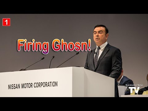 Nissan Board Reportedly split on firing Ghosn___ Automotive Car TV/Automotive News TV/Renault/Nissan