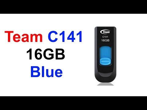 USB Флешка Team C141 16GB Blue Flash Drive !!!