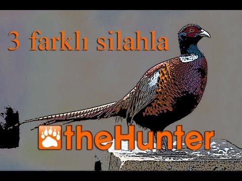 The Hunter Classic Türkçe (3 Farklı Silahla Sülün Avı) #Rehber