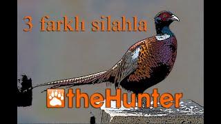 The Hunter Classic Türkçe (3 Farklı Silahla Sülün Avı) Rehber