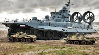 12 Largest & Insane Military Vehicles In The World