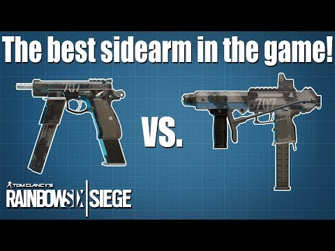 C75 vs. SMG-12: who wins? - Rainbow Six | Siege