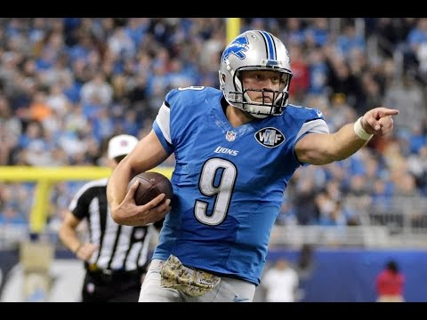 Matthew Stafford Highlights 2015 HD