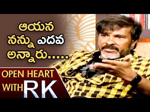 Cinematographer Chota K Naidu Over His Entry Into Film Industry | Open Heart With RK | ABN Telugu
