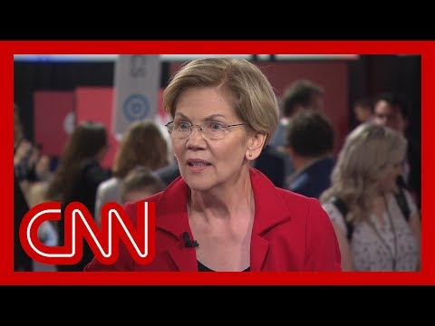 Elizabeth Warren: We won't win this moment with spinelessness