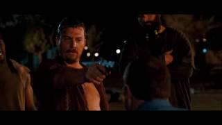 Observe and Report - Danny McBride Gang Scene