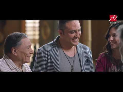 مشهد استقبال مامون لأبنه بعد ما رجع من ايطاليا | مسلسل مامون وشركاه